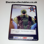 G.I.Joe Trading card Game 2004 5/114 No 5 Beachhead (rare) @sold@